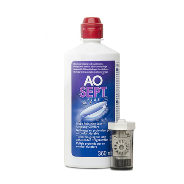 AOSEPT Plus (Doppelpack) 2x360 ml