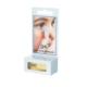 Kontaktlinsen-Aufsetzhilfe für weiche Kontaktlinsen