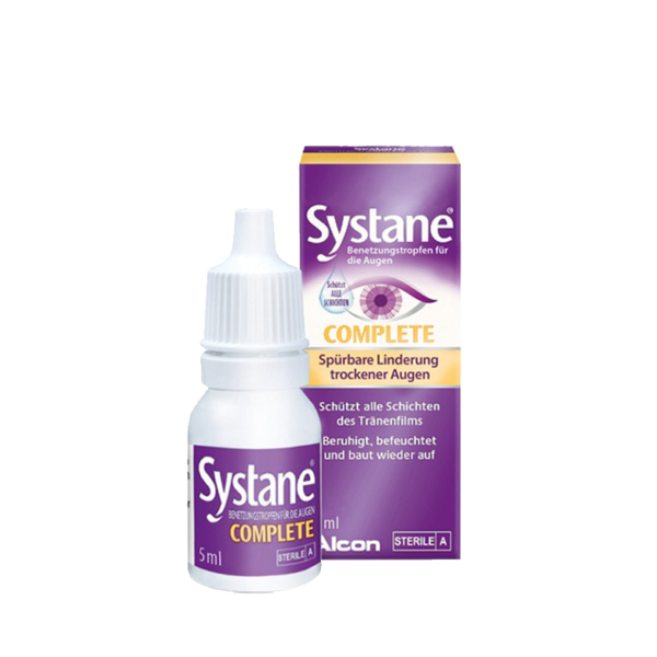 Systane Complete 5 ml